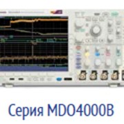 Анализатор спектра MDO4000B Tektronix фото