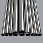 Труба 40.0x40.0x1.5, AISI304, 08X18H10, Grit320, EN 10296-2, 40,0x40,0, Дефект фото