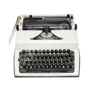 Печатная машинка фото
