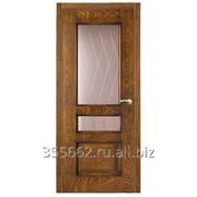 Межкомнатная дверь Версаль, массив бессучковой сосны фото