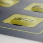 Клавиатуры пленочные для электронных приборов фото