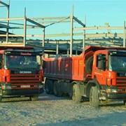 Услуги самосвала Scania P 124 фото