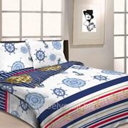 Комплект постельного белья 1.5 СПАЛЬНЫЙ БЯЗЬ B 19 фото
