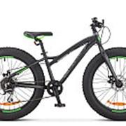 """Велосипед Stels Aggressor 24"""" MD, 13,5"""", черный, арт. V010 фото"""