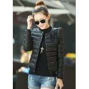 Куртка короткая с бантиком мк4563 фото