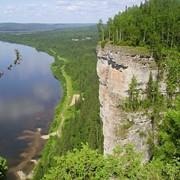 Сплав по реке Вишера фото