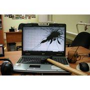 Замена матрицы на ноутбуке фото