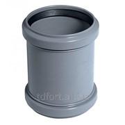 Муфта для внутренней канализации (50 мм) Plastimex, арт. 5032 фото