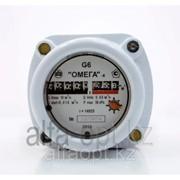 Счетчик газа РЛ Омега G2.5; G4; G6 фото