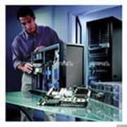Сервисный ремонт компьютеров. фото
