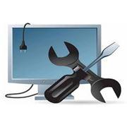 Ремонт компьютеров и орг техники. Установка и настройка компьютеров локальных сетей Интернет и другого программного обеспечения. фото