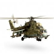 Вертолет Ми-24/35М фото