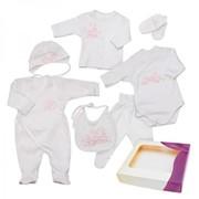 Комплект для новорожденных фото