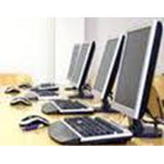 Компексное компьютерное обеспечение и обслуживание. фото