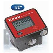 K400 windscreen - электронный счетчик для учета перекачиваемого топлива и масла фото