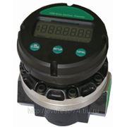 Электронный счетчик для дизельного топлива или масла со стальными овальными шестернями OGM-А-50 LSD фото