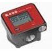 "Счетчик цифровой 6-60 л/мин.для масла\Счетчик K600/3 3/4"" OIL, шестеренчатый"