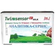 Тест на антибиотики в молоке Twinsensor KIT 034 фото