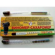 Виномер - сахаромер 0-25 % фото
