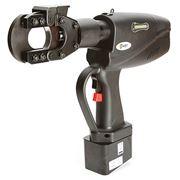 Ножницы гидравлические ручные аккумуляторные НГРА-40 (КВТ) для резки кабелей, проводов АС, стальных тросов и канатов фото