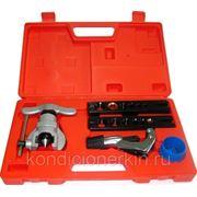 Набор инструментов (вальцовка с эксцентриком, труборез, риммер) CT-808AM-L фото