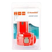 Аккумулятор Hammer Akm1220 12в 2.0ач nicd фото