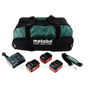 Набор Metabo Power combo-set 4.0 фото