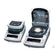 Анализаторы влажности MS-70, MX-50, MF-50, ML-50 фото