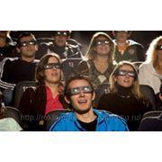 3D-ролики перед кинопоказом фото