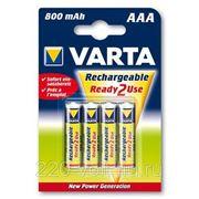 Аккумулятор Varta Ready2use 56703101404 фото