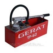 Ручной опрессовщик GERAT TP60 фото
