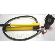 Пресс ручной гидравлический ПРГ2-400 с насосом фото
