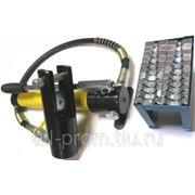 Пресс ручной гидравлический ПРГ2-300 с насосом фото