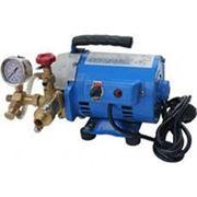 Электрический опрессовщик KERN, гидроиспытания фото