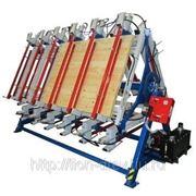Пресс роторный гидравлические с 3-мя рабочими секциями ПГР 3-3000 фото
