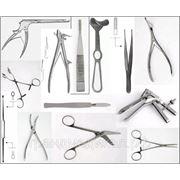 Инструменты медицинские фото