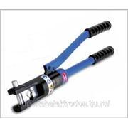 Пресс гидравлический ручной для опрессовки неизолированных наконечников и гильз, ПГР-300 фото