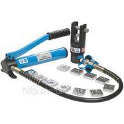 Пресс гидравлический помповый ПГП-300 (КВТ) КВТ фото