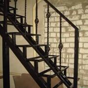 Лестницы и перила на заказ фото
