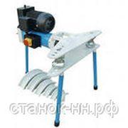 Гидравлический электромеханический трубогиб Stalex EHB-10 фото