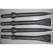 Пика для рубильного молотка ИП-4126 длинная 250мм, 500мм, 1000мм,1500мм П43 фото