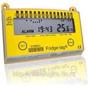 Индикатор температурный электронный Fridge-tag (пр-во Швейцария) фото