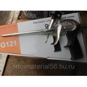 Пистолет для монтажной пены G-121 фото