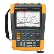 Осциллограф-мультиметр четырехканальный 200 МГц с комплектом SCC290 (Fluke190-204/S) фото