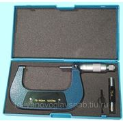 Микрометр МК 75 -100 фото
