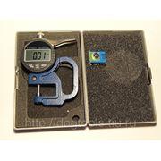 Микрометр электронный Digital Indikator №100309533 с рычагом фото