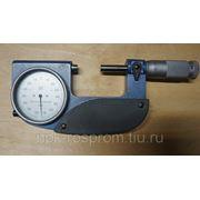 Микрометр рычажный МР-50 фото