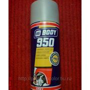 Антикоррозийный состав Body 950 (антигравий) Черный 1л. фото