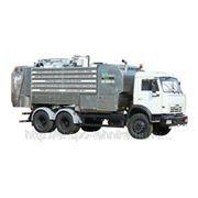 Комбинированная коммунальная машина КО-560А-01 фото