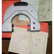 Скоба гладкая регулируемая тип I, 50-58 мм фото